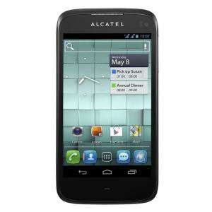 Smartphone Alcatel One Touch 997D Gris