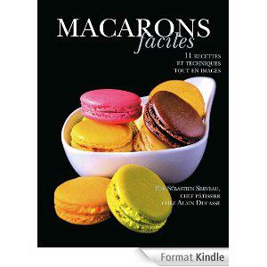 4 Livres de cuisine format eBook aux éditions Alain Ducasse gratuits