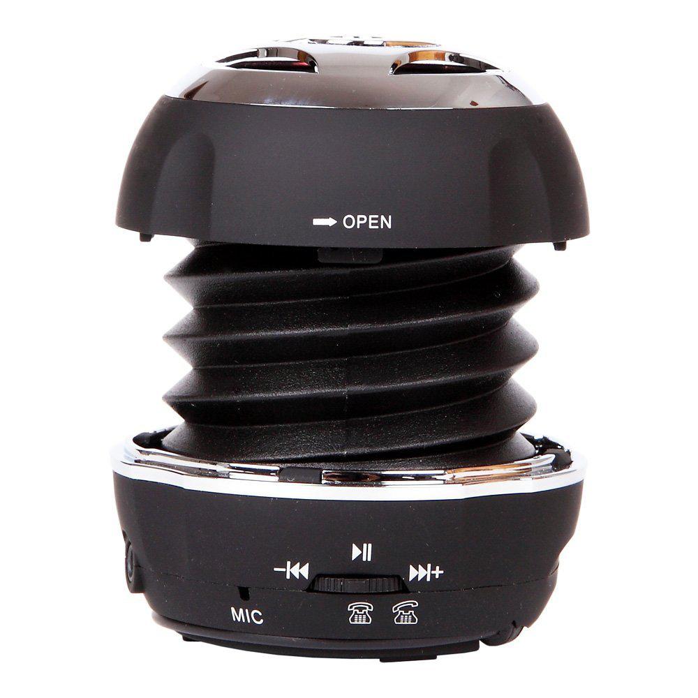 Haut-Parleur Mini Capsule Sans Fil Bluetooth Decrescent Boom BTS-D125