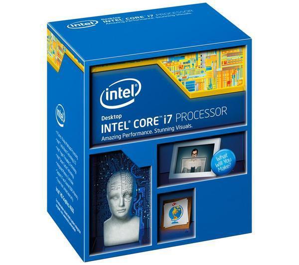 Processeur Intel Core i7 4770K (Avec ODR de 20€)