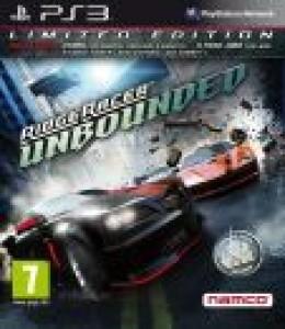 Ridge Racer Unbounded Edition Limitée sur PS3 et XBOX 360