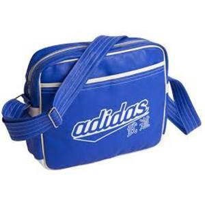 sacoche adidas judo bleue