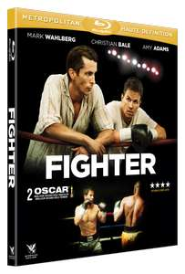 The Fighter Blu-ray