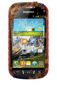 """Smartphone 4"""" Galaxy XCover 2 - IP67 Robuste étanche, 1Go RAM, Dual-Core 1Ghz, Android 4.1"""