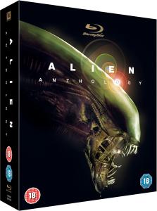Coffret 6 Blu-ray Alien Anthologie