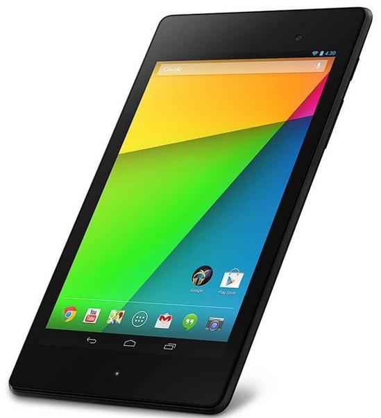 Tablette Nexus 7 16 Go Wi-Fi (2013)