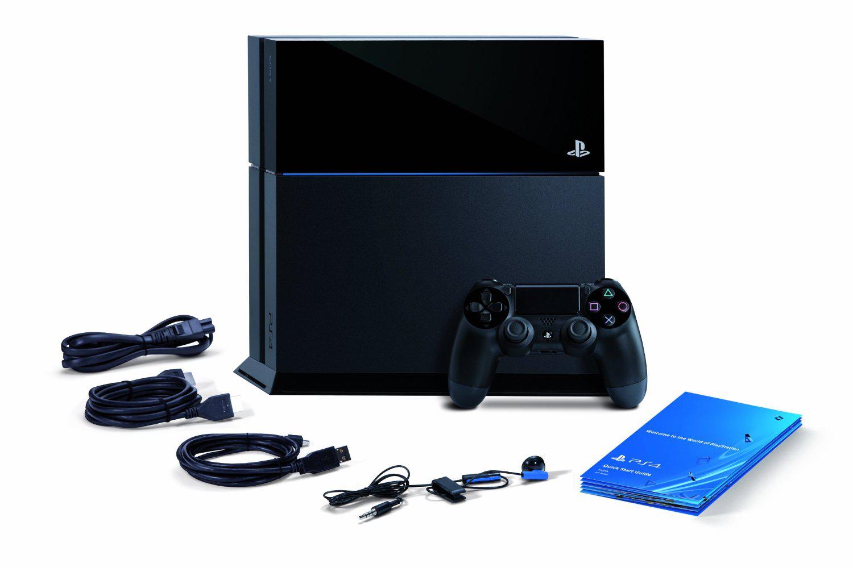 Console Sony PlayStation 4 (Avec 30€ sur la carte Carrefour)
