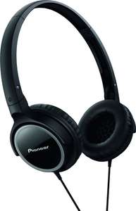 Casque audio Pioneer SE-MJ512 W blanc noir
