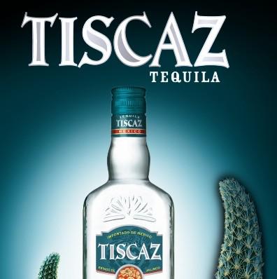 Bouteille 70cL Tequila Tiscaz (avec 50% sur cagnotte) et 100% remboursée en bons d'achats