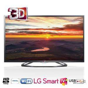 "TV LED 47"" LG 47LA641S Smart TV 3D Wifi"