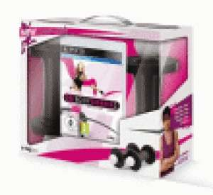 My Body Coach 2 + 2 Haltères pour PS3 (nécessite le PSmove)