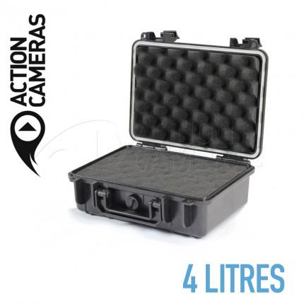 Caisse de rangement 4L (GoPro, reflex, ...)