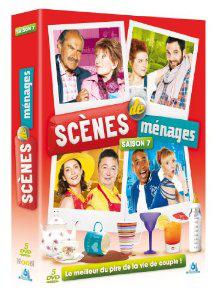 Coffret DVD Scènes de ménage offert pour l'achat de 2 lots d'éponges Spontex