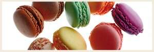 Le jour du Macaron : 1 don contre la Mucoviscidose = 1 macaron