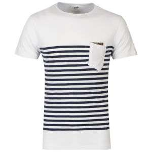 T-shirt Homme Boxfresh Labdaha (Taille L, XL, XXL)