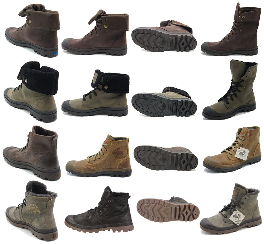 Boots Palladium toutes les tailles plusieurs coloris (9.9€ de port)