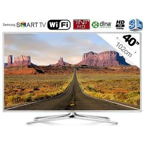 "TV LED 40"" Samsung UE40F6510 - 3D, Smart TV"