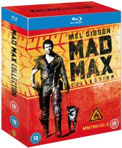 -15% sur une sélection de coffrets Blu-ray - Ex : Coffret Blu-ray Mad Max Trilogy