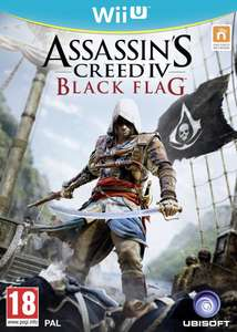 Assassin's creed IV Blackflag Wii U