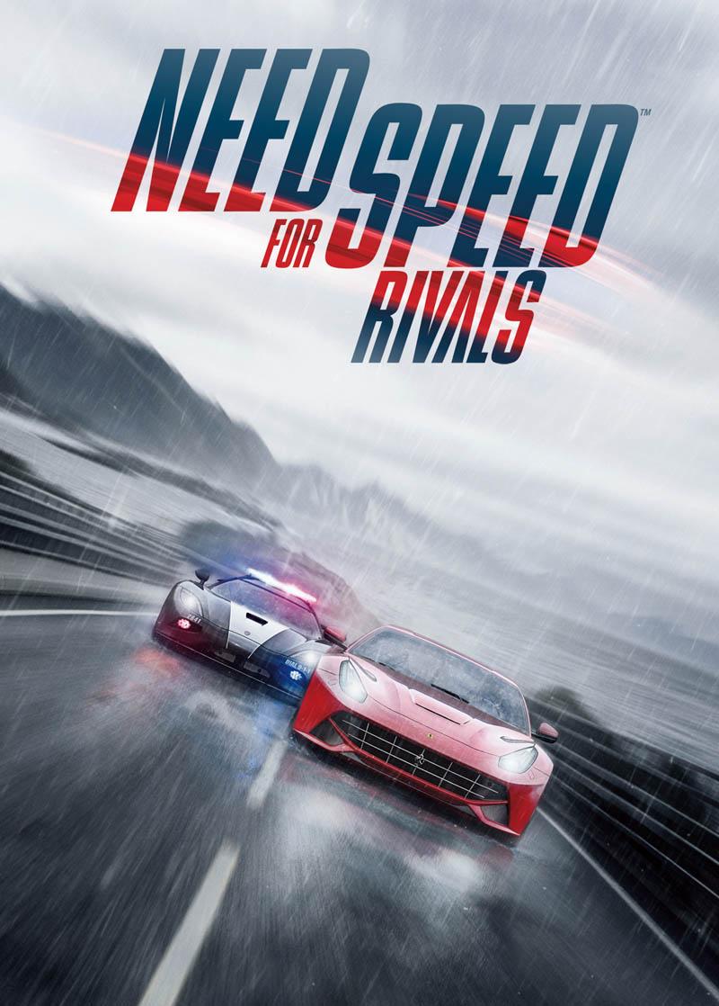 Need for Speed Rivals sur PC (Dématérialisé)