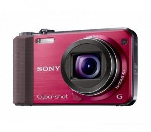 Appareil photo numérique Sony DSC-HX7VR 16 Mpix Panorama 3D rouge