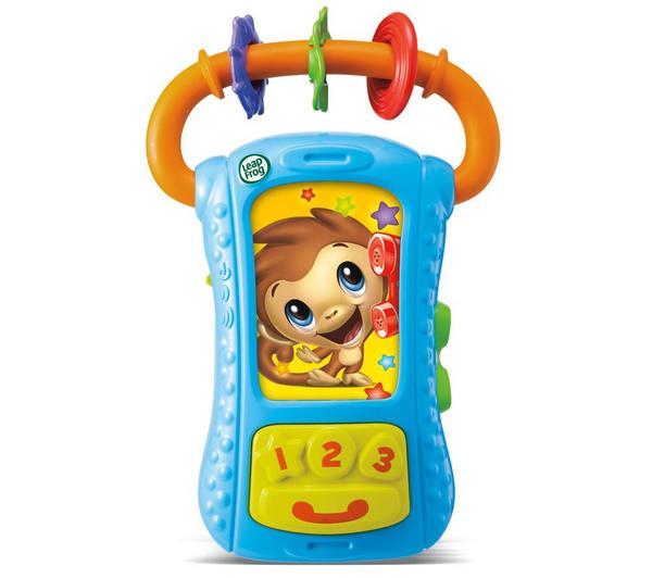 jusqu'à 20€ remboursé sur les jouets premier-âge/préscolaire Leapfrog -  Ex : Mon Baby téléphone