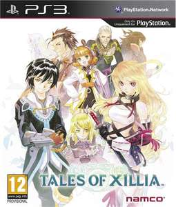 [Offre adhérent] Tales of Xillia PS3 Edition day one PS3