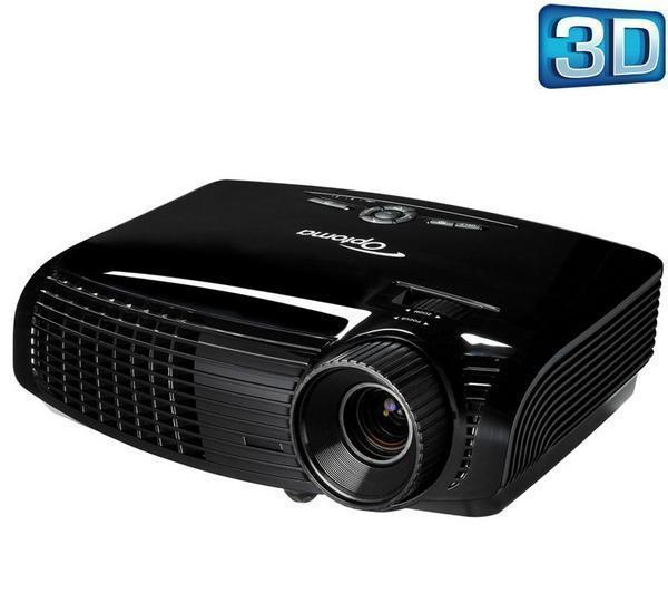 Vidéoprojecteur 3D Optoma HD131Xe 1080p (Avec ODR de 75€)