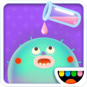 Application Toca Lab gratuite (jeu scientifique pour enfants) sur Android (au lieu de 2,69€)