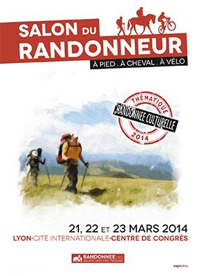 Entrées gratuites au Salon du Randonneur à Lyon Cité Internationale