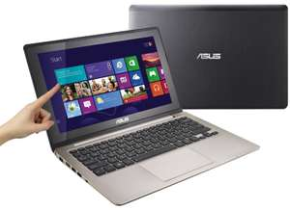 """PC Portable Asus S200E-CT182H - Ecran tactile 11,6"""", i3 1.8 Ghz, 500 Go HDD, 4 Go RAM, Windows 8"""