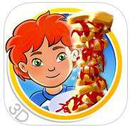 Combine et Tartine HD (une amusante histoire interactive en 3D pour enfants) gratuite sur iOS (au lieu de 2,69€)