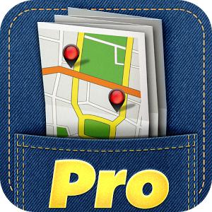 CityMaps2Go Pro sur IOS gratuit (au lieu de 2,69€)