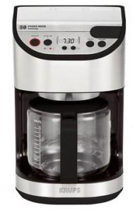 Cafetière Krups KM 5065.10 INOX avec timer