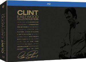 Coffret Blu-ray 20 films de Clint Eastwood