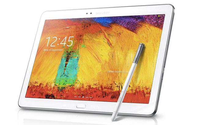 """Tablette Samsung Galaxy Note 10"""" Edition 2014 (Avec ODR de 50€) + 117€ en deux bons d'achat valabes sur le rayon informatique"""