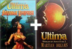 Worlds of Ultima 1, 2 & 4 gratuits
