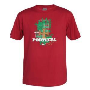 T-shirt Nike Portugal Ronaldo Garçon