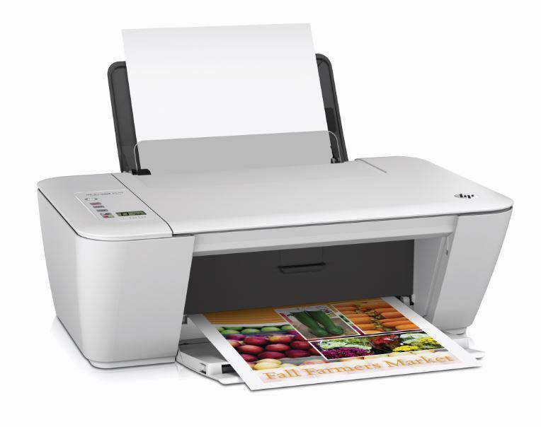 Imprimante jet d'encre multifonctions HP Deskjet 2542  WiFi