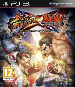 Street Fighter X Tekken sur PS3