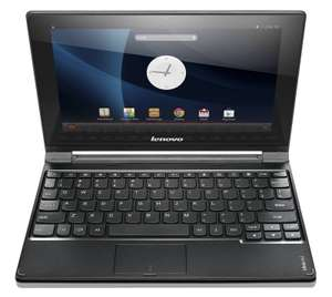 "Netbook tactile 10.1"" Lenovo Tab A10 - Android 4.2"