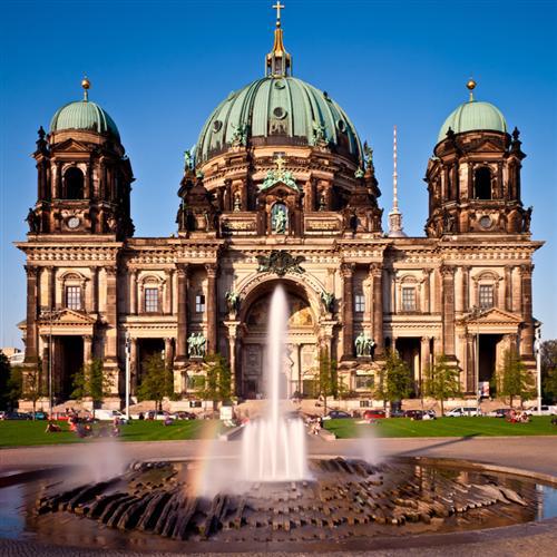 3 jours pour 2 personnes en hôtel 4 étoiles Amedia à Berlin sur le Kurfürstendamm