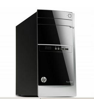 PC de bureau HP Pavillon 500-111ef - Intel Core i3-4130 - 6 Go de ram - HDD 2 To - Radeon HD8470
