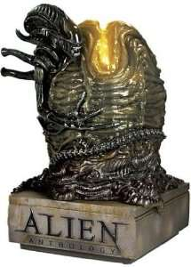 Coffret Collector Oeuf Intégrale Alien (6 Blu-ray + 4 DVD)