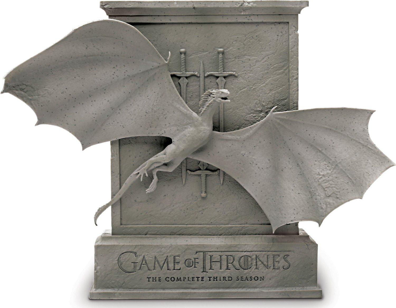 Game of Thrones (Le Trône de Fer) - Saison 3 - Edition exclusive limitée [Blu-ray]