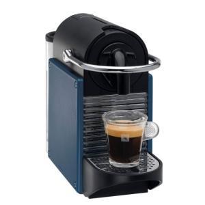 Nespresso® PIXIE M110, bleu métal avec ODR (-50€)