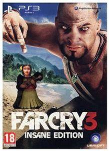Jeu PS3 Far Cry 3 - Edition Collector (Insane)