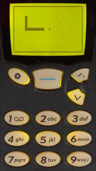 Jeu Snake '97 Gratuit sur iOS (au lieu de 0.89€)