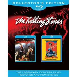 Coffret 2 Blu Ray The Rolling Stones: Ladies & Gentlemen + Some Girls: Live In Texas
