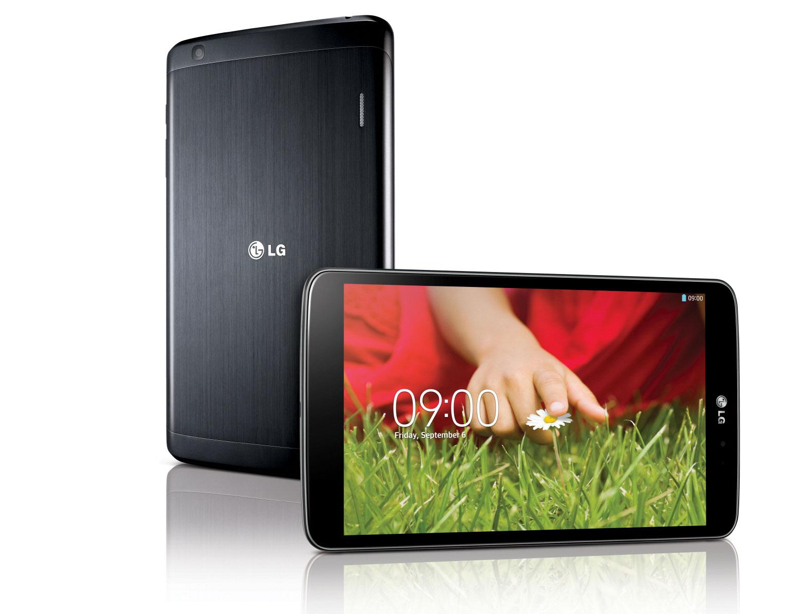 """Tablette 8.3"""" LG G Pad V500 16 Go"""